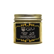golden oud beard balm