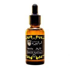 vibrant vanilla beard oil