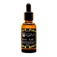 wild woods beard oil